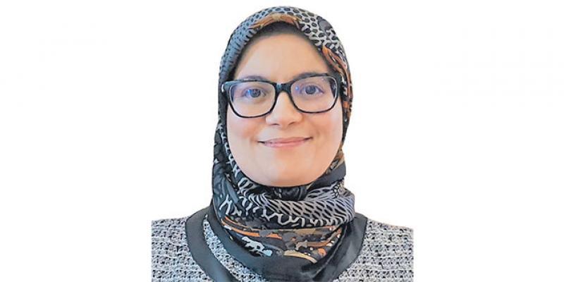 Algorithmes: Karima Echihabi, un talent qui monte