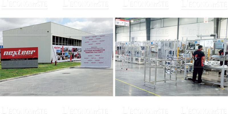 Kénitra Atlantic Free Zone: De nouveaux équipementiers pour PSA