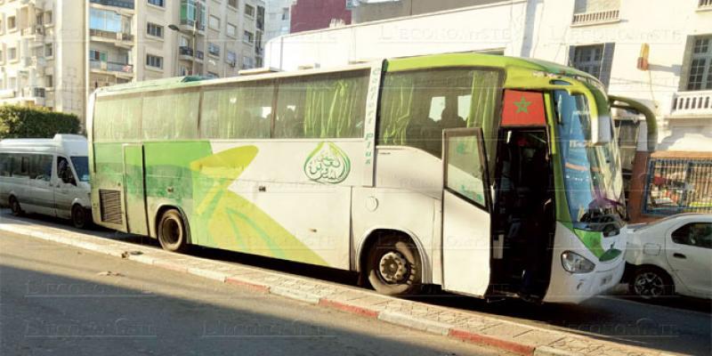 Transport urbain: Kénitra sans bus