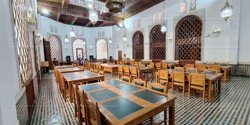 Au milieu des trésors de «Khizanat Al-Quaraouiyine»