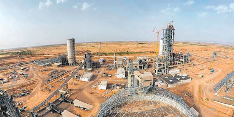 LafargeHolcim: Une usine 4.0 à 3 milliards de DH
