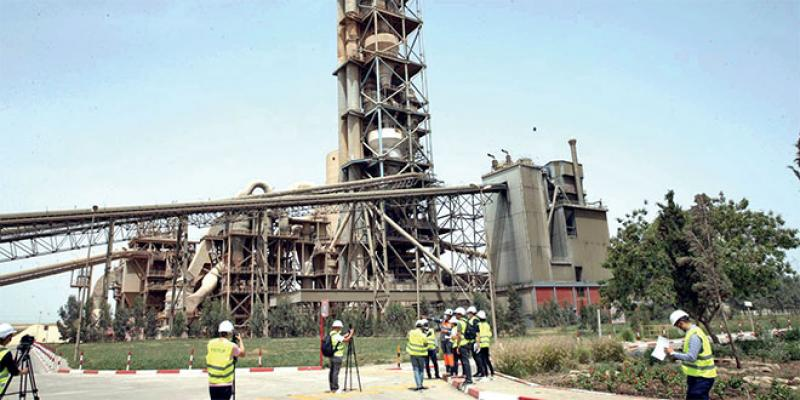 LafargeHolcim Settat: L'usine pilote du programme «Plant of Tomorrow»
