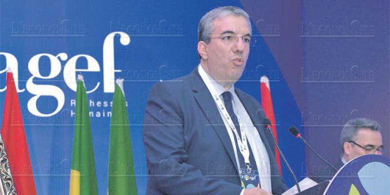 Colloque international de l'AGEF: Les DRH en rangs serrés pour transformer l'Afrique