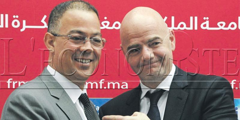 Symposium CAF: La CAN 2019 pourrait revenir au Maroc