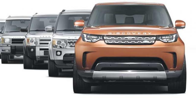 Land Rover Discovery: Le retour du baroudeur