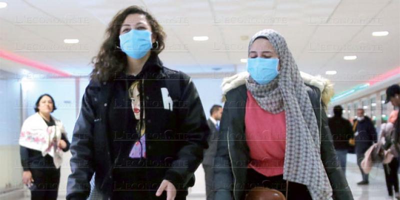 L'effet Coronavirus: Le Maroc réexporte ses masques