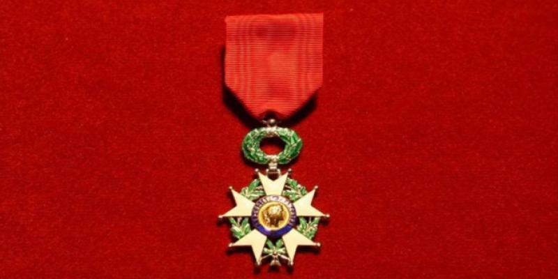 3 Marocains décorés de la Légion d'Honneur