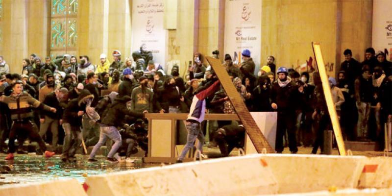 Liban: La contestation continue