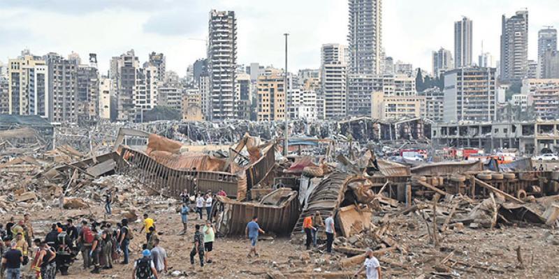 Liban, le chaos sur fond de crise