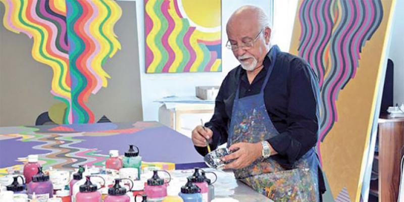Art & Culture Week-End: Mohamed Melehi, le dernier des pionniers n'est plus