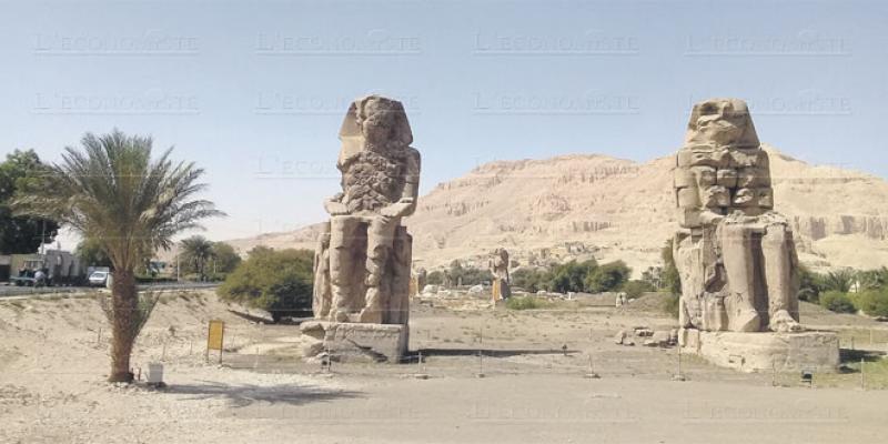 Louxor, riche par ses temples, son Karnak, sa vallée des rois…