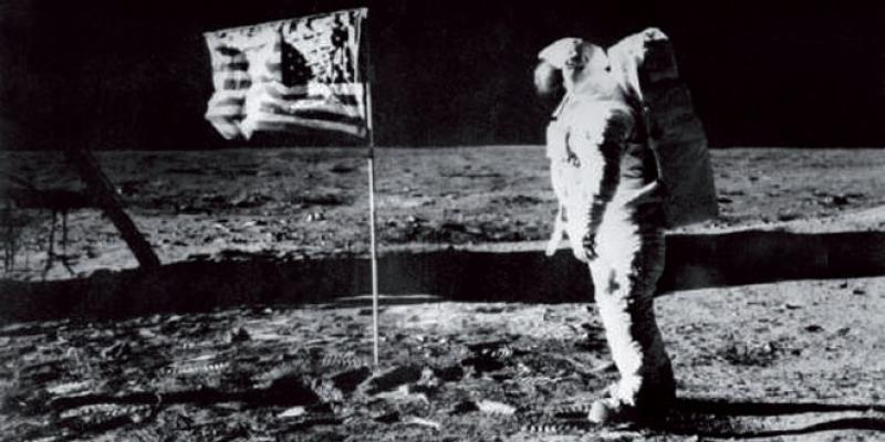 Il y a 50 ans, l'homme a marché sur la lune