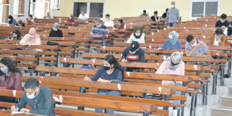 L'université d'Oujda délocalise ses examens