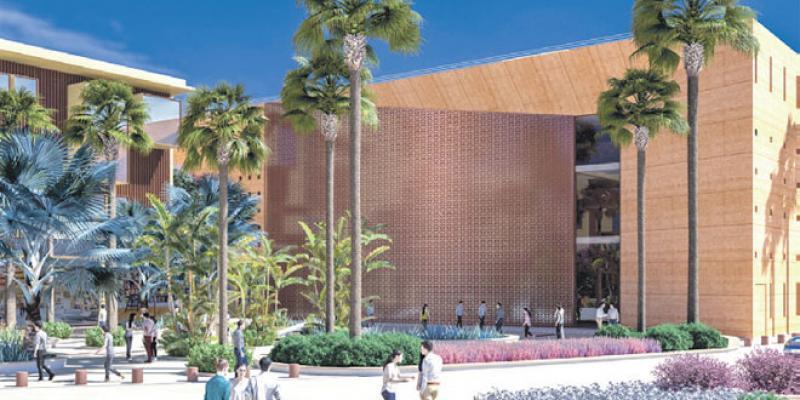 Marrakech: M Avenue s'offre un centre culturel