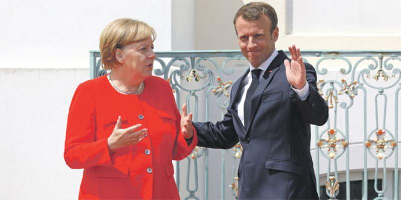 Conseil des ministres franco-allemand: Migrations et réformes au menu