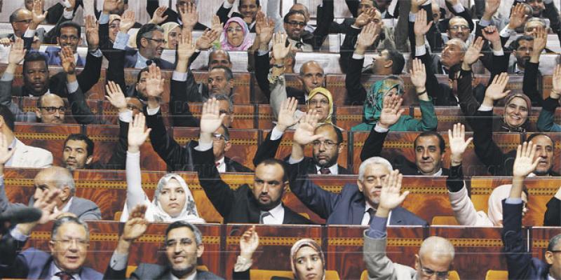 Réorganisation du CNDH La majorité à couteaux tirés