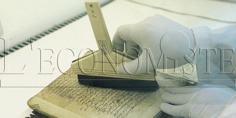 Anciens manuscrits: Impressionnant travail à la Bibliothèque nationale