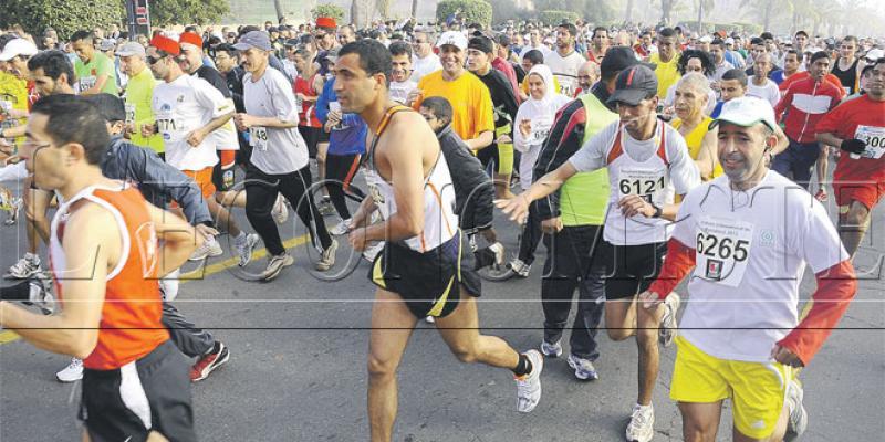 Marathon de Marrakech: Près de 9.000 coureurs attendus