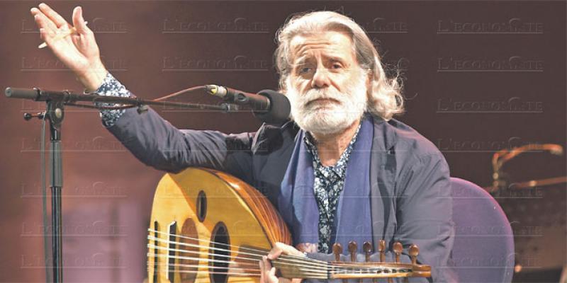 Musiques sacrées du monde: Concert «engagé» de Marcel Khalifa
