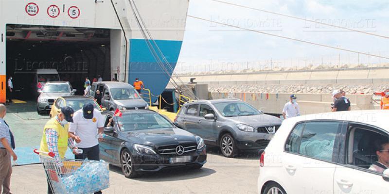 Tanger/Portimao: Les opérateurs maritimes prêts