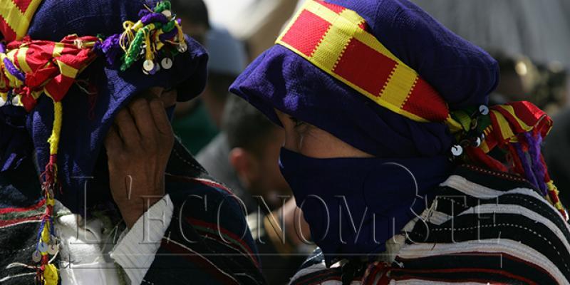 Imilchil: Le festival des noces aux couleurs amazighs