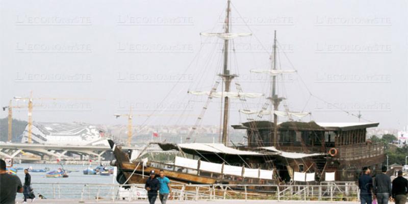 La marina du Bouregreg se prépare à la période estivale