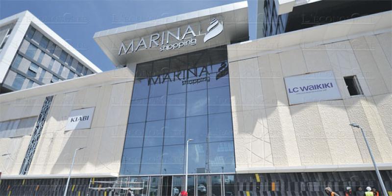 Marina Shopping: Nouveau pôle d'attraction à Casablanca