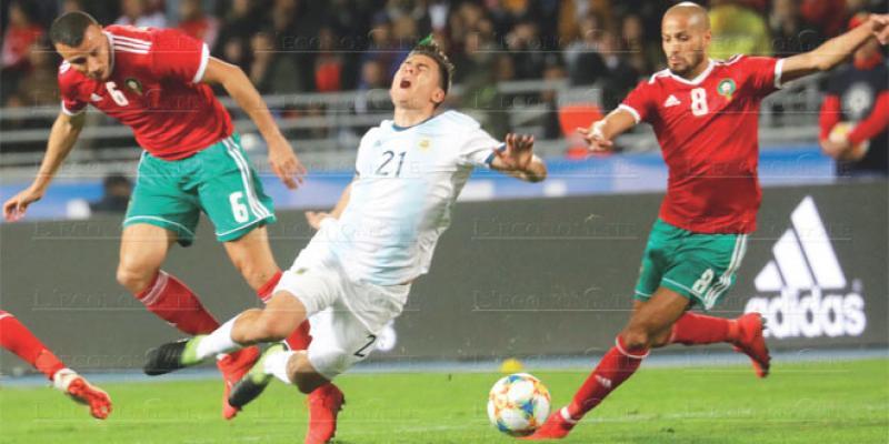 Maroc-Argentine: Pugilat et vent à 90 km/h... Un match à oublier