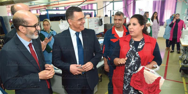 Textile-habillement: Maroc Modis, filiale de Triumph, se lance dans la R&D