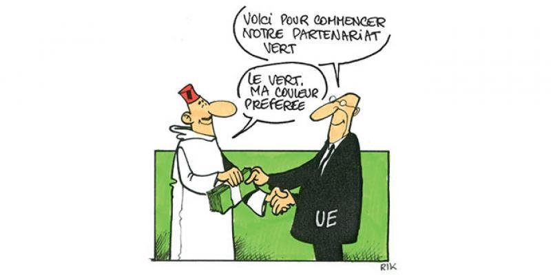 Maroc-UE: Un Green Deal dans le pipe