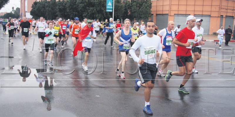 Marrakech: Courir pour sauver des vies