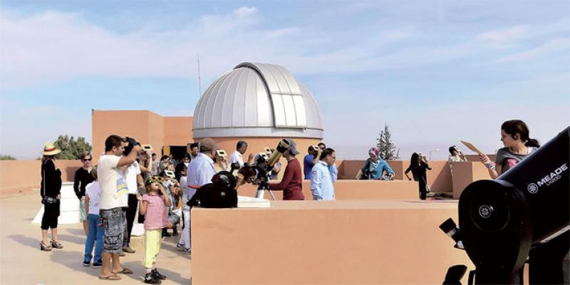 Marrakech: Le festival d'astronomie met les femmes à l'honneur