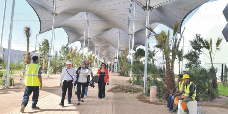 Marrakech hésite pour son nouveau palais des congrès
