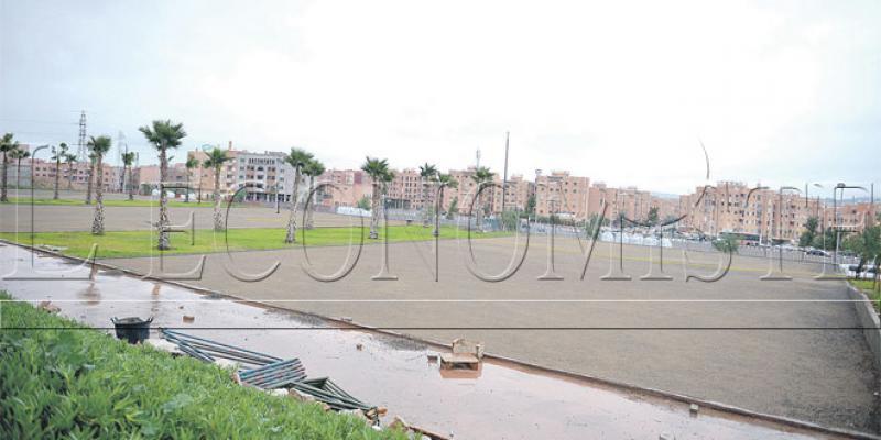 Marrakech se dote de nouveaux parcs sportifs
