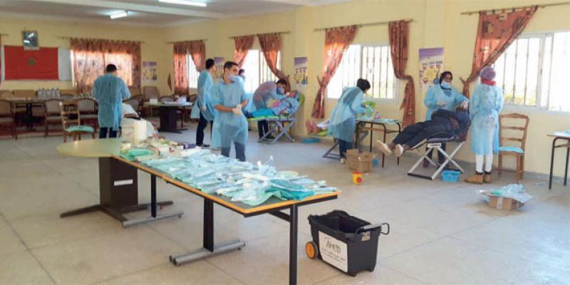 Marrakech-Safi: 90 dentistes au chevet des habitants ruraux