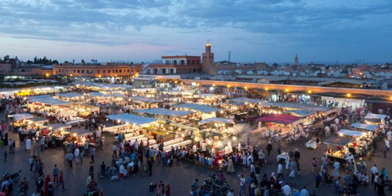 Marrakech veut cibler les Italiens
