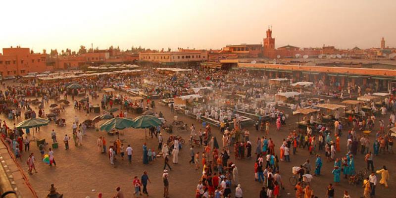 Tourisme Marrakech fait du forcing au Top Resa