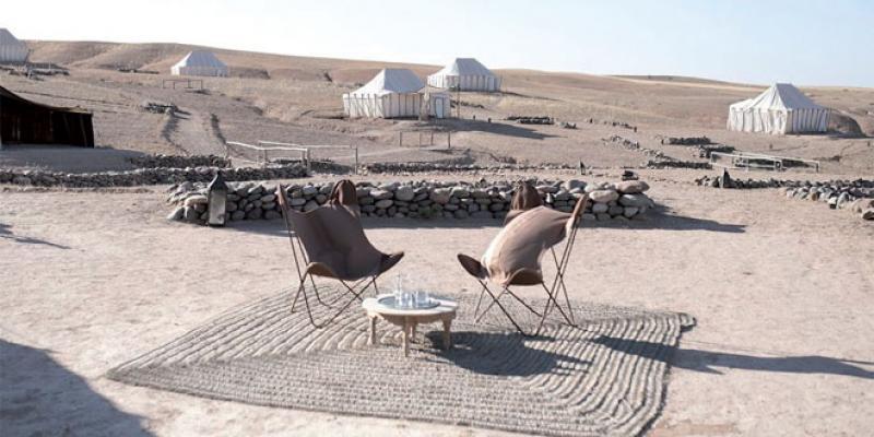 Marrakech/Tourisme: La nouvelle niche du désert d'Agafay