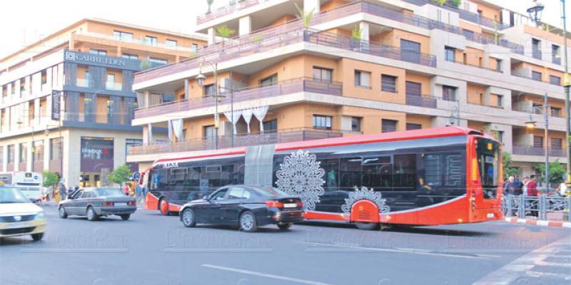 Marrakech: Un nouveau contrat pour le transport urbain
