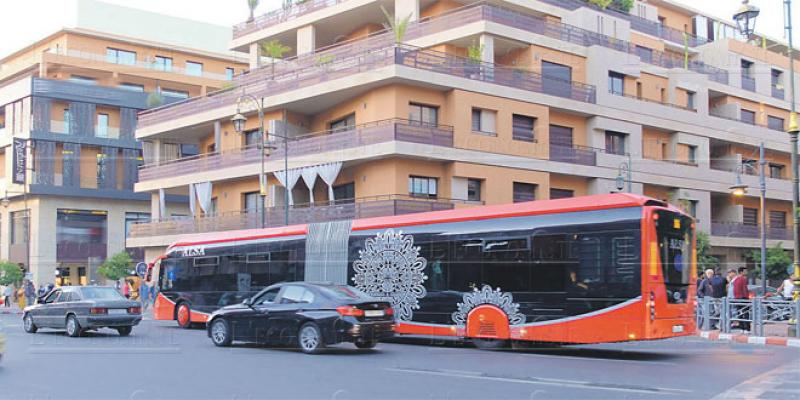 Rapport de la Cour des comptes/Marrakech: Le transport urbain sans pilote