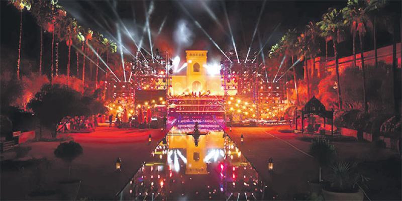 Un Show pour faire vivre Marrakech