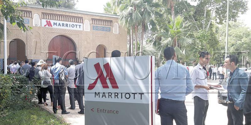 Marriott affiche ses ambitions pour le Maroc