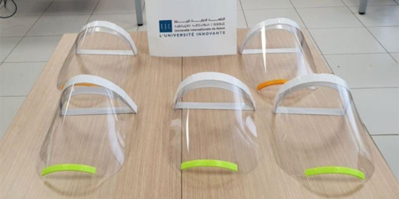 L'UIR se lance dans la fabrication de masques spéciaux
