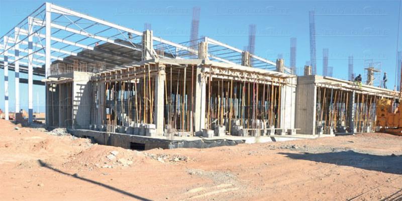 Matériaux de construction: Les activités peinent à reprendre
