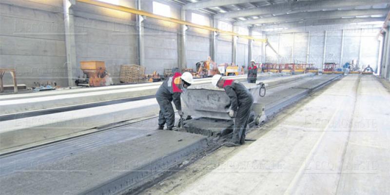 Matériaux de construction: Le béton prêt à l'emploi en rade