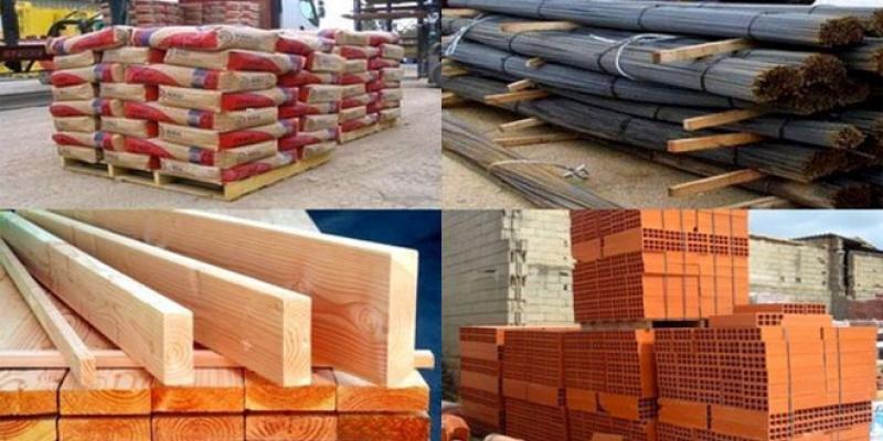 Matériaux de construction: Des signes avant-coureurs de relance