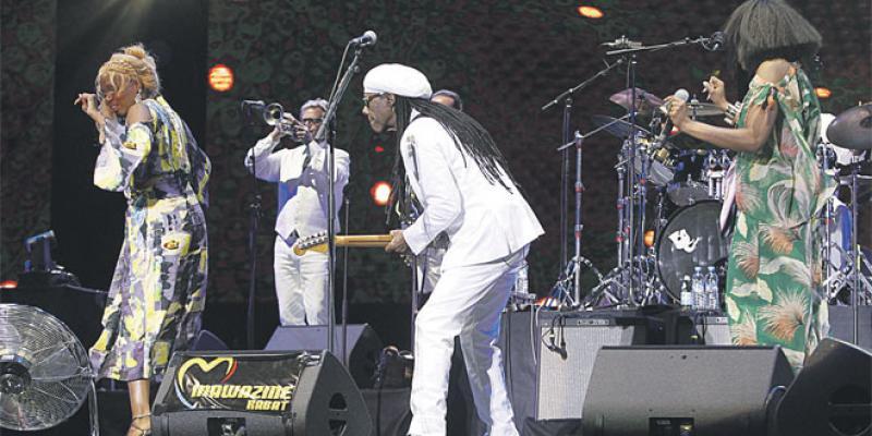Mawazine: Des concerts d'exception malgré un public timide