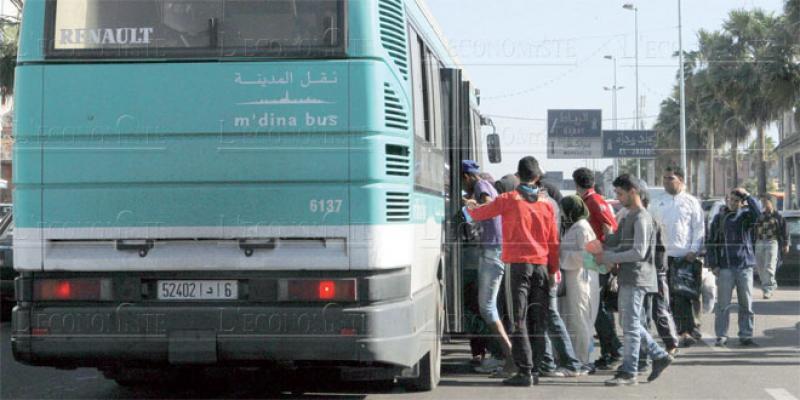Bus à Casablanca: 2,4 milliards de DH pour le futur réseau