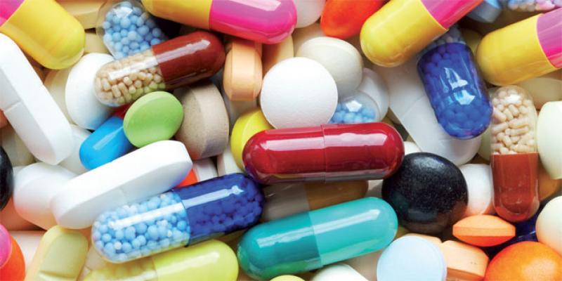 L'export des médicaments déconfiné