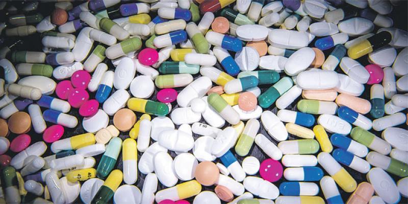 L'export de médicaments bloqué